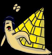 Die ägyptische Schnecke