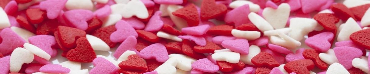 Valentinstag-Aktion